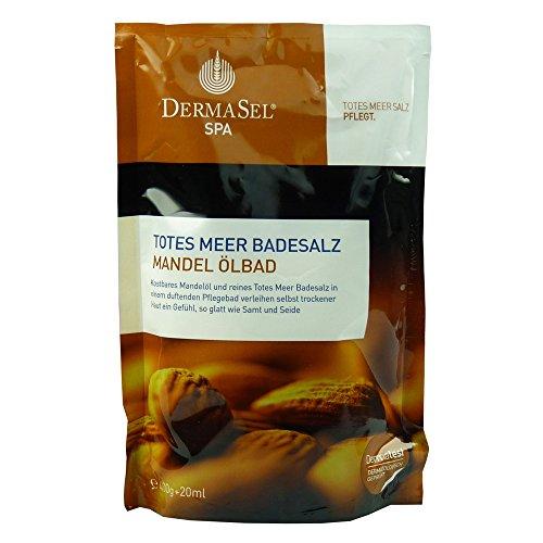 DermaSel Totes Meer Salz Mandel, 1 P