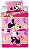 Disney 094 Ratoncita Minnie Bebé Set Ropa de Cama 100 X 135cm