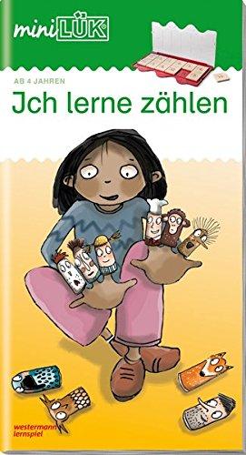 miniLÜK-Übungshefte: miniLÜK: Kindergarten/Vorschule - Mathematik: Ich lerne zählen: Kindergarten / Kindergarten/Vorschule - Mathematik: Ich lerne zählen (miniLÜK-Übungshefte: Kindergarten)