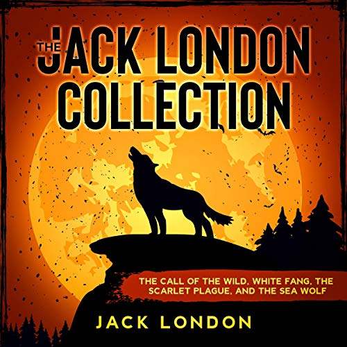 『The Jack London Collection』のカバーアート