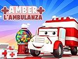 Amber l'Ambulanza a Car City