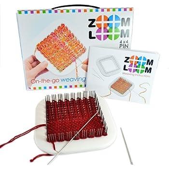 Darice Metall Bead loom-12-inch X 2,75/x 2,75/Zoll