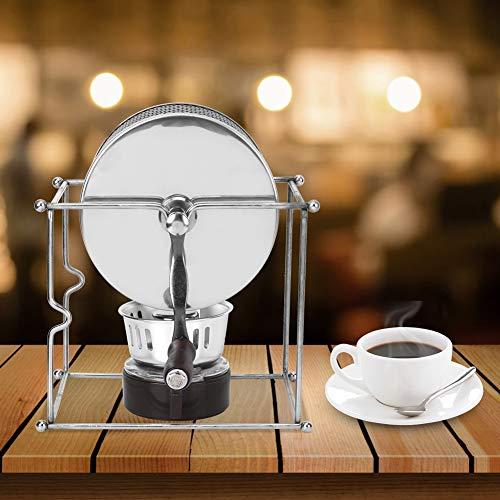 NITRIP Máquina de Tostado de Granos de café Tostador de café DIY Tostador de café, Tostador de café Manual, café para Hornear café en casa