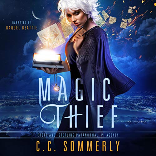 Magic Thief cover art