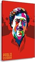 100196 Pablo Escobar Collector Decor LAMINATED POSTER DE