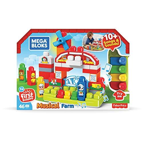 Mega Bloks Granja Musical juguete de construcción