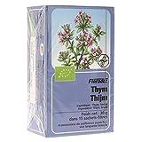 Floradix Tisane Thym bio 15 Sachets (lot de 4)