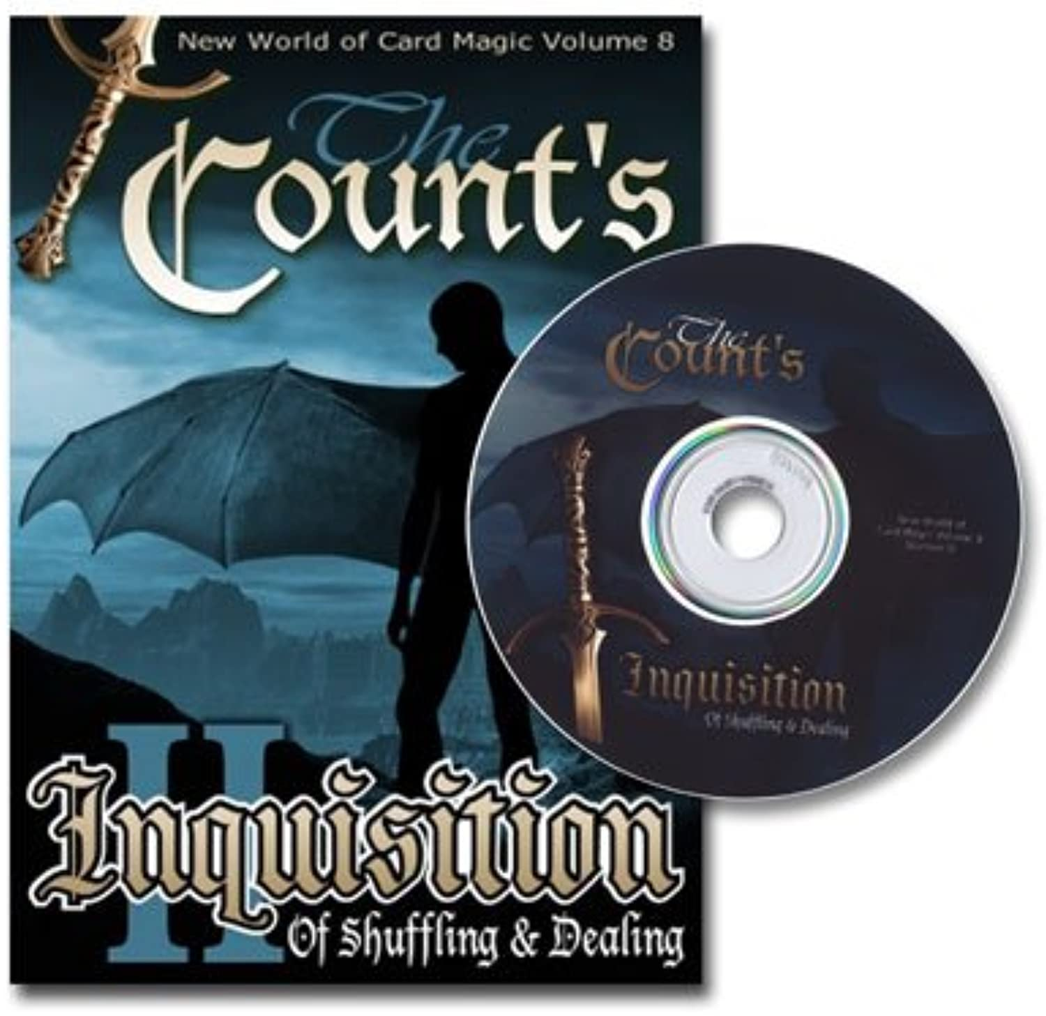Murphys Counts Inquisition of Shuffling and Dealing  Volume Two by The Magic Depot - Trick B00FKBYX9I Helle Farben    | Großer Räumungsverkauf