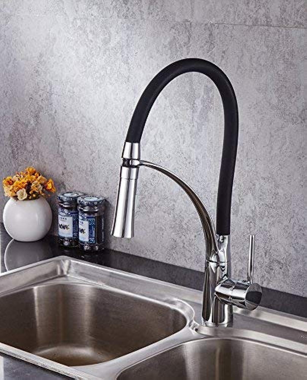 Oudan Simple Kitchen Faucet Shower Fixture Spring Kitchen Faucet Spring Faucet greenical Faucet (color   -, Size   -)