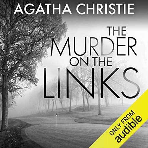 The Murder on the Links  By  cover art