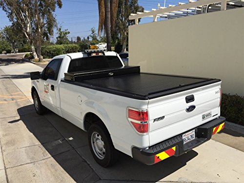 Truck Covers USA CRT204 American Work Cover Units 07-Up Chevy/gmc Crew 68'