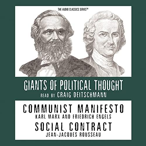 Communist Manifesto & Social Contract cover art