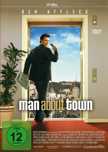 Man About Town [Alemania] [DVD]