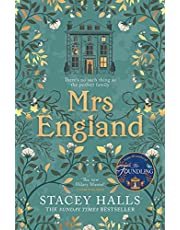 Mrs England: The captivating new feminist novel from the Sunday Times bestselling author of The Familiars and The Foundling