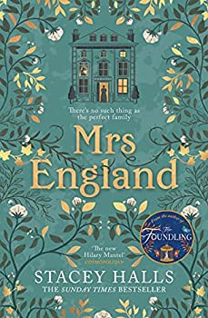 Mrs England  The captivating new Sunday Times bestseller from the author of The Familiars and The Foundling