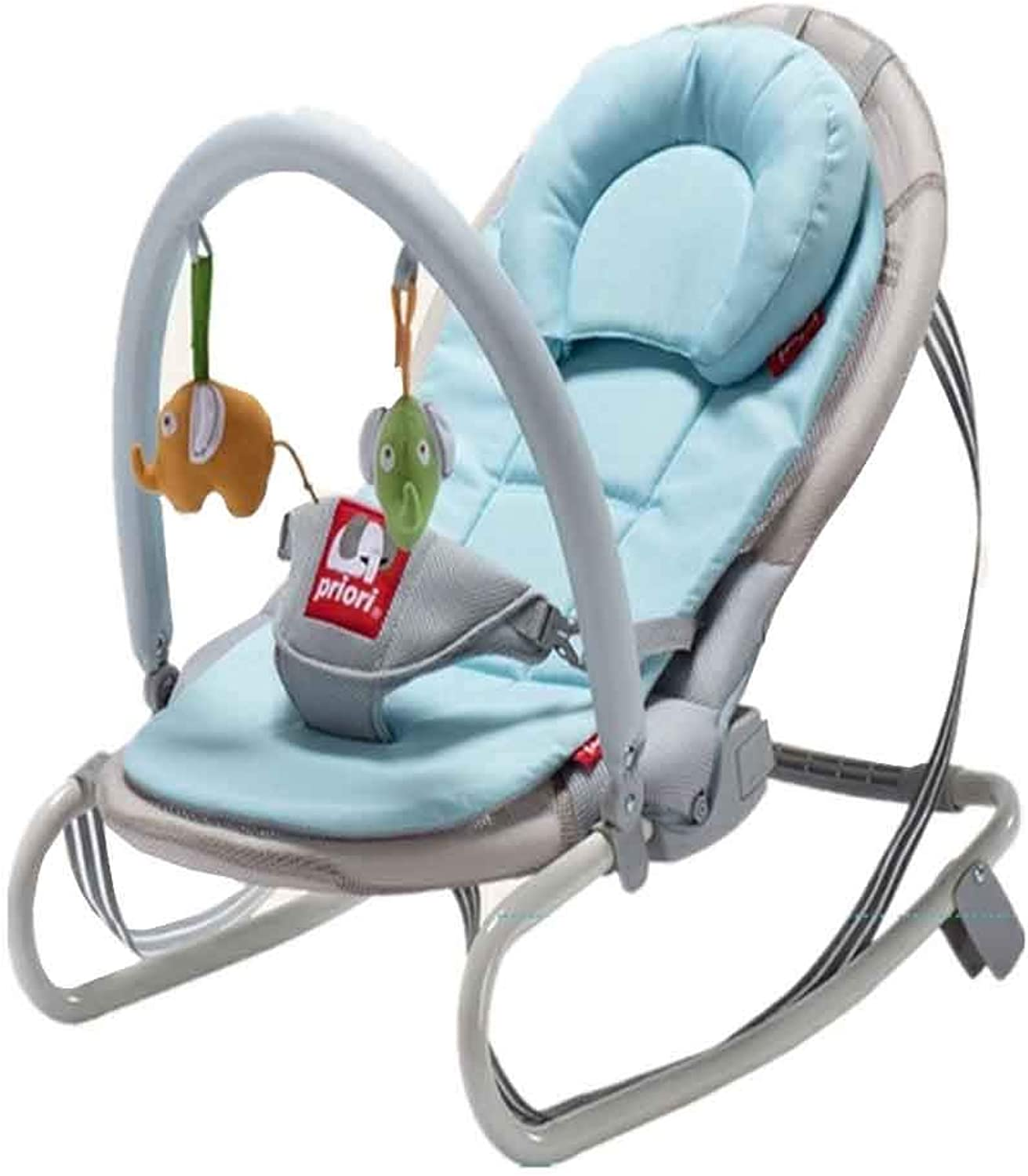 Baby Rocking Chair Cradle Baby Comfort Recliner Rocking Chair Swing