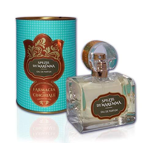 Eau de Parfum Spices of Maremma perfume notas ctricas y florales de 50 ml