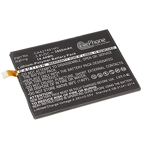 cellePhone batería Li-Polymer para BQ Aquaris E6 (reemplazado CA427491HV)