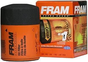 Fram PH4967 Extra Guard Passenger Car Spin-On Oil Filter (Pack of 2)