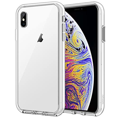 JETech Hülle Kompatibel iPhone XS Max 6,5
