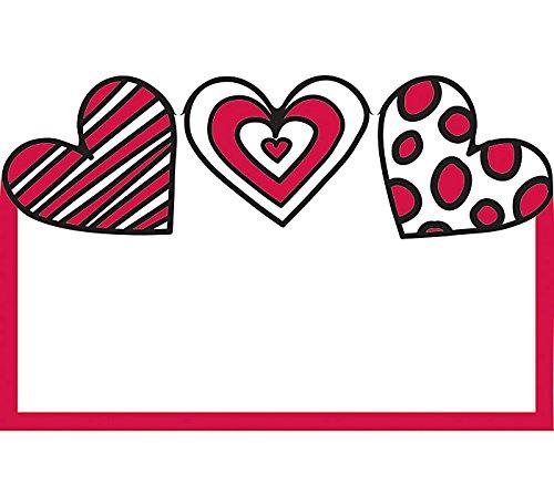 Burton & Burton ENCL Card Bold Heart Card