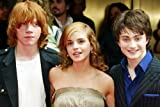 Harry Potter Stars Daniel Radcliffe Emma Watson Rupert