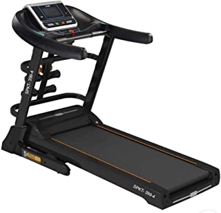 Marshal Fitness Heavy Duty Automatic Treadmill With Preset Exercise Program With Two Year Warranty With Slimming Vibration...