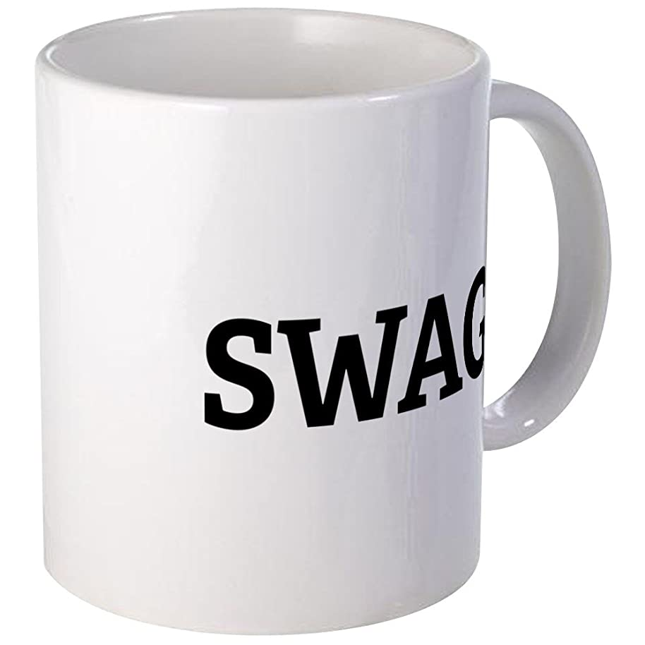 CafePress - SWAG Mug - Unique Coffee Mug, Coffee Cup