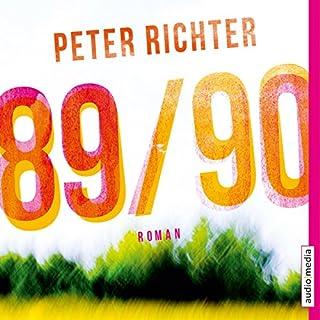 89/90                   Autor:                                                                                                                                 Peter Richter                               Sprecher:                                                                                                                                 Peter Richter                      Spieldauer: 6 Std. und 25 Min.     60 Bewertungen     Gesamt 4,2