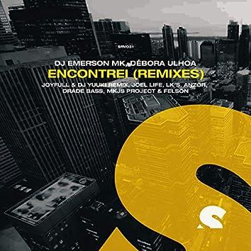 Encontrei (Remixes)