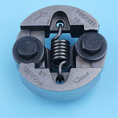 Fingerorthese.LQ Conjunto de Embrague compatibile con STIHL HS81 HS81R HS81T HS86 HS86R HS86T HS82 HS87 Cortasetos Cortasetos 4237160 2000
