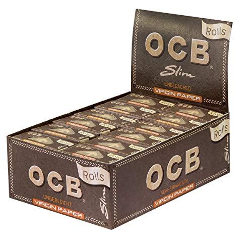 OCB Zigaretten Papier, Grau
