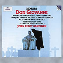 Gilfry/ Clarkson/ Gardiner/ EBS Don Giovanni (GA) Opera