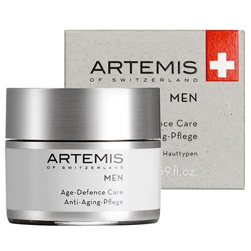 Artemis of Switzerland Men Age Defense Care