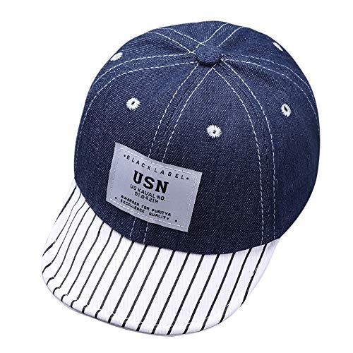 Blaward Baby Kinder Sonnenschutz Sonnenhut Basecap Mütze Kappe Outdoor Camping Baseball Cap Hut