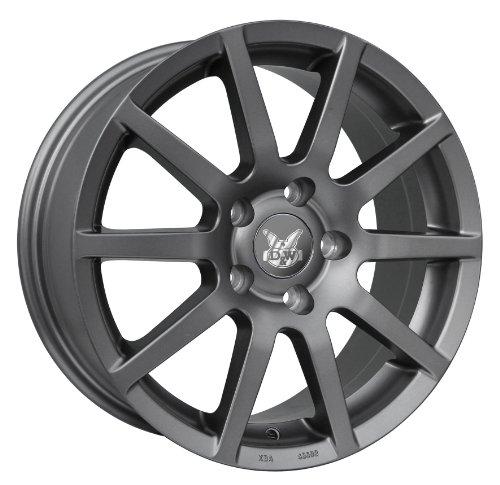 D&W Las Vegas platino 7x16 4/108 ET35 Peugeot Expert (X), 66-120 kW, año de fabricación Llantas de aluminio de 2007.