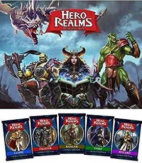 Hero Realms Big Bundle - Base Game with 5 Character Packs