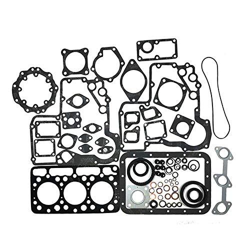 Notonmek 15975-03310 met pakking cilinderkop & pakking kit voor Kubota D750 motor B5200 B7100 trekker