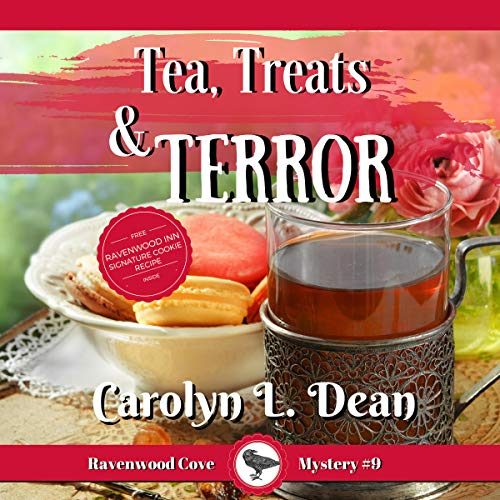Tea, Treats, and Terror cover art