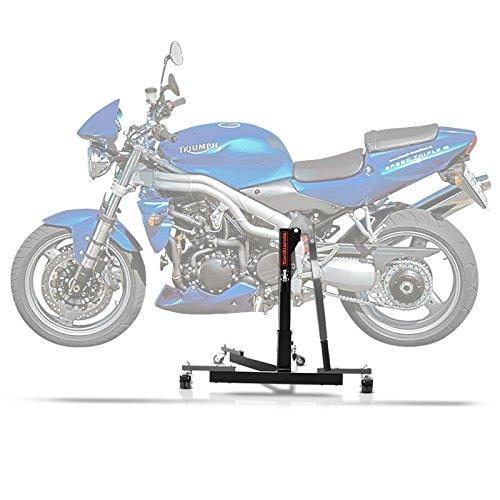 Bequille d'atelier Centrale ConStands Power Evo Triumph Speed Triple 97-01 Gris