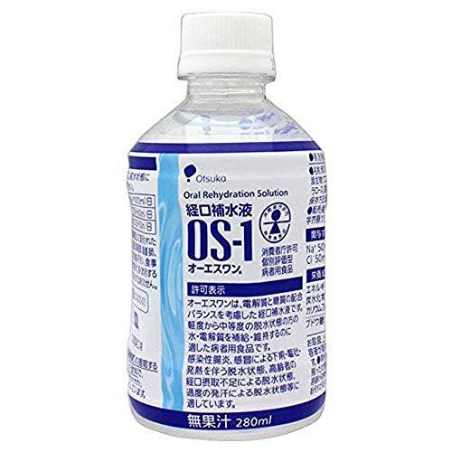 大塚製薬 OS‐1 丸ペット(280mL*24本入)