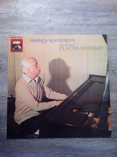 Dorel Handman joue DEBUSSY : Récital Claude Debussy: Préludes, Jardins sous la pluie, Etude N°7
