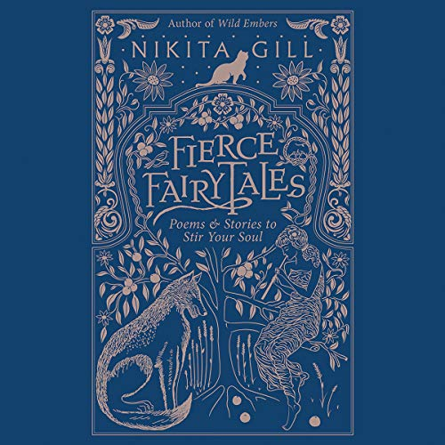 Fierce Fairytales audiobook cover art