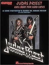 Judas Priest: Hell Bent for Lead Licks: A Lead Guitarist's Guide to Judas Priest