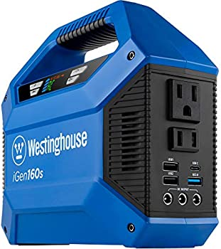 Westinghouse iGen160s Portable Power Station and Outdoor Generator