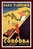 Herbé TM Cordoba Rf82 Poster/Kunstdruck, 40 x 60 cm * d1,