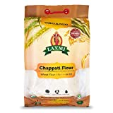 Laxmi Organic Chappati Flour, Wheat Flour, Farine De Ble, All Natural, Organic Ingredients, No...