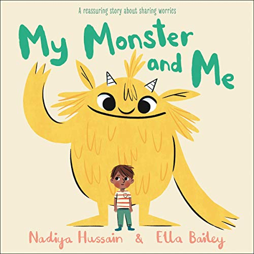 My Monster and Me Titelbild