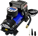 Product Image of the EPAuto 12V DC Portable Air Compressor Pump, Digital Tire Inflator