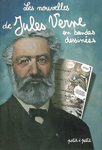 Nouvelles de Jules Verne en BD